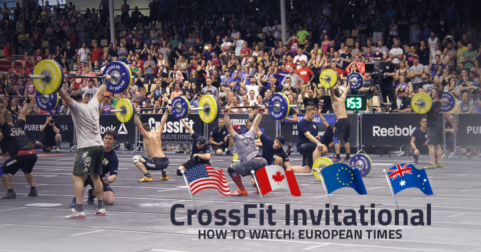 CrossFit Invitational 2015