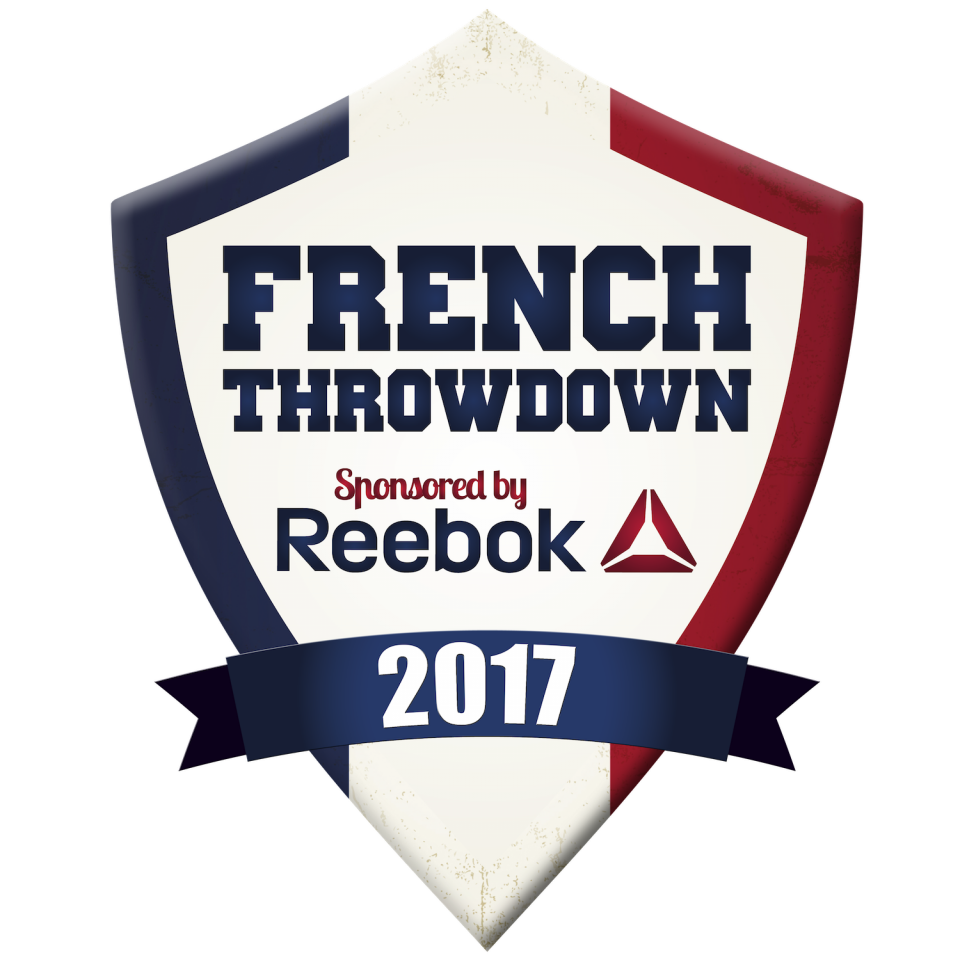 French Throwdown 2017